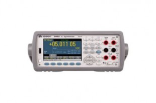 Keysight 34465A Digital multimeter, 6 1/2 digit, 34410A/34411A