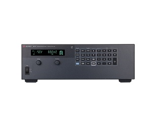 Keysight 6811C AC source/analyzer, 0-300 Vrms, 375 VA, single-phase. USB,LAN,GPIB,RS-232