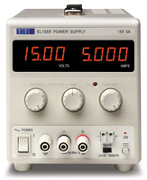 Aim-TTI EL302P Bench DC Power Supply, Linear Regulation, Analog Controls 30V/2A Single Output, RS-232