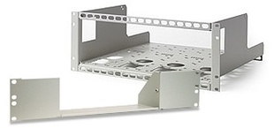 AIM-TTI_RM50A 2U Rack Mount for plastic cased bench instruments