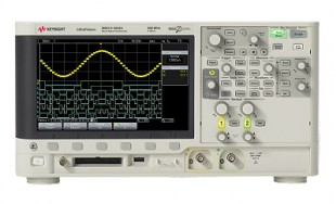 Keysight DSOX2012A Oscilloscope, 2-channel, 100MHz
