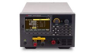 Keysight EL34143A DC Electronic Load, single-input: 150V, 60A, 350W: LAN, USB