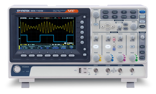 GW Instek_GDS-1102B 100MHz, 2-Channel, Digital Storage Oscilloscope
