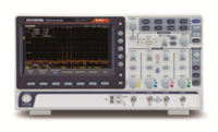 GW Instek_MDO-2104EX 100MHz , 4-channel, Digital Storage Oscilloscope,Spectrum analyzer ,dual channel 25MHz AWG ,5,000 counts DMM and power supply