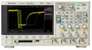 Keysight MSOX2004A Oscilloscope, mixed signal, 4+8-channel, 70MHz