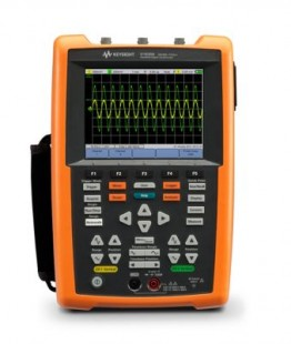 Keysight U1620A Handheld Digital Oscilloscope, 200MHz