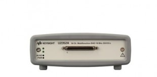 Keysight U2353A Basic multifunction DAQ, 16-CH single-ended or 8-CH differential analog inputs; 500KS/s