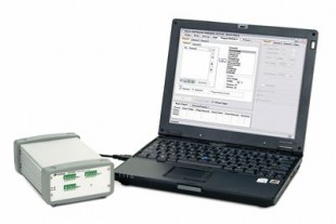 Keysight U2723A USB modular source measure unit with embedded test scripts